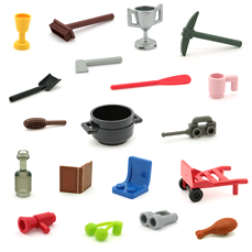 LEGO Accessories General