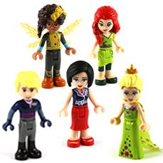 LEGO Figures MiniDolls
