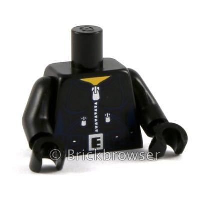 LEGO Minifig Body Upper