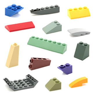 LEGO Slopes