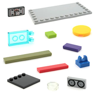 LEGO Tiles