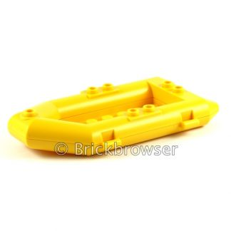LEGO Boat Components