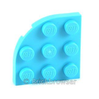 LEGO Plates Rounded